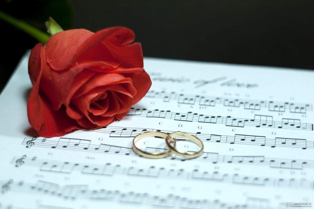 te queremos ayudar a la hora de elegir canción para la entrada al banquete de boda