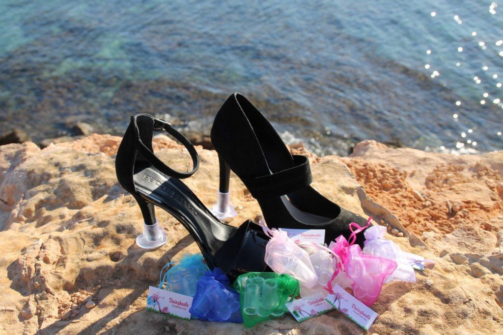 Zapatos de boda, ¿blancos o de colores?