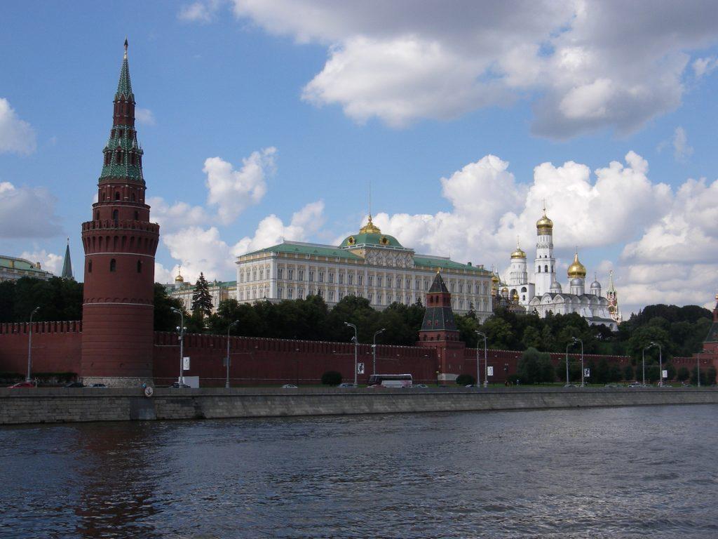 Luna de miel en Rusia