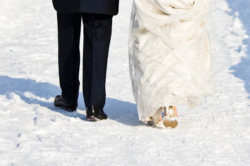 ¿Cómo deben de vestir los invitados en una boda en Navidad?