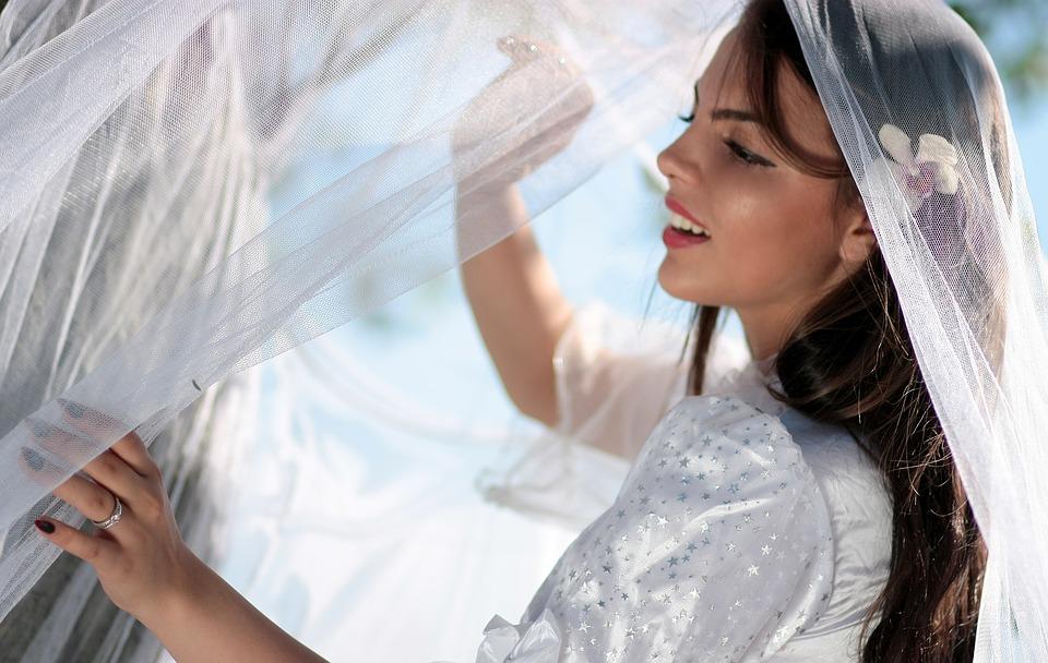 ¿Qué velo elegir para el día de la boda?