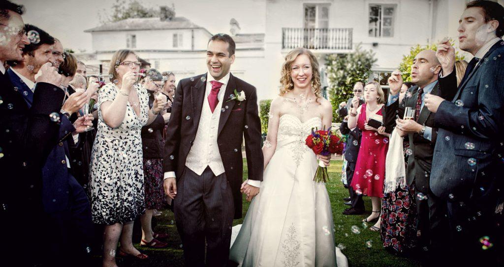 ¿Quieres una boda divertida? Toma nota