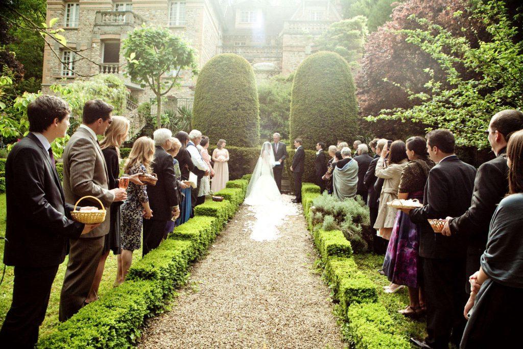 Cómo decidir el lugar perfecto para celebrar una boda
