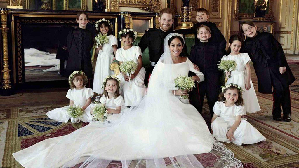 Todos los detalles de la boda de Meghan Markle y el Príncipe Harry