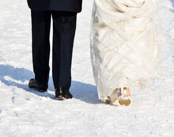 Guía para celebrar una boda de invierno