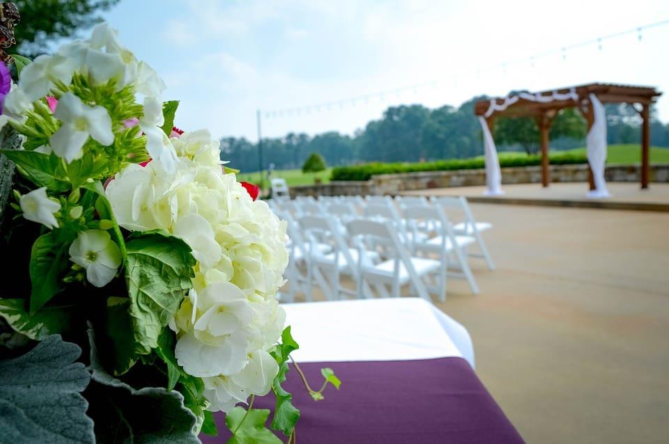 Cuándo podremos celebrar bodas al aire libre