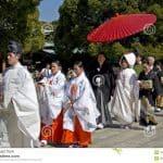 Ceremonias de boda: japonesa »