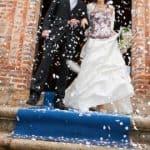 ¿Por qué se lanza arroz a los novios en las bodas?