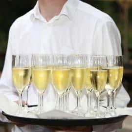 vasos cristal boda