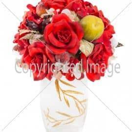 ramo de frutas novia
