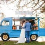 Food Trucks en las bodas, un detalle muy original y simpático