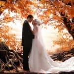 La boda en otoño