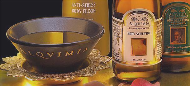 ALQVIMIA – Alta Cosmética 100% Natural con ingredientes ecológicos.