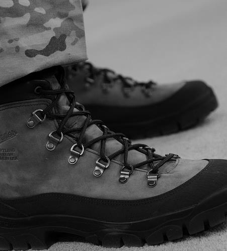 Mountain Combat Boots