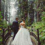 Cómo celebrar una boda en el bosque