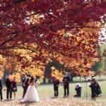 Cómo celebrar una boda en otoño »