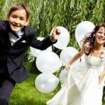 Cómo conseguir que los niños lo pasen bien en tu boda