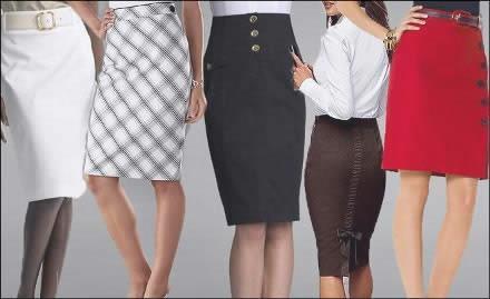 Faldas lapiz primavera verano