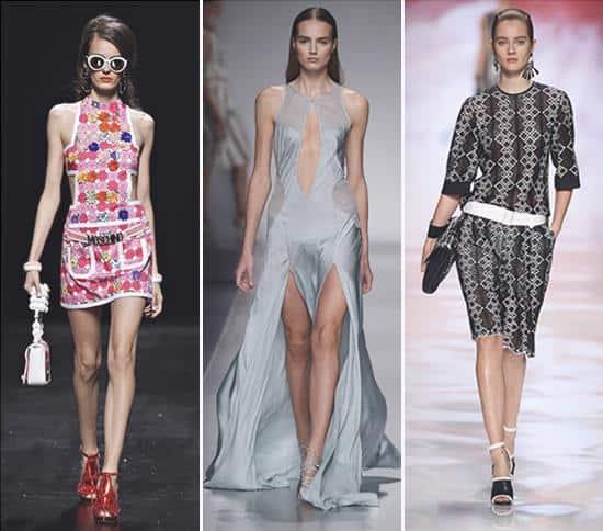 Semana de la Moda Milán Primavera - Verano 2013