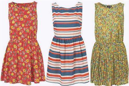 Top Shop nos trae los vestidos cortos