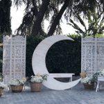 Ideas para el photocall de boda
