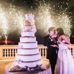 La tradición de la tarta de bodas