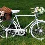 Una bicicleta para llegar a tu boda