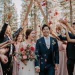 La mejor inspiración para una boda al aire libre para 2021