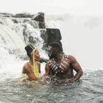 Lujoso Black Panther inspirado en ideas de bodas africanas