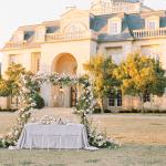 Planifique la boda de sus sueños en Francia, Texas