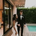 ¡El diseño de esta boda fue una completa sorpresa para la novia!